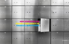 มาตรฐานใหม่อุปกรณ์ความปลอดภัยสำหรับสถาบันการเงิน