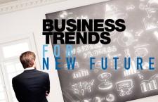 สิบอันดับเทรนด์ธุรกิจสำหรับอนาคตใหม่