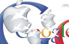 แอปเปิ้ล-กูเกิ้ลร่วมปฏิรูปสิทธิบัตร ยกเลิกฟ้องศาล