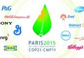 ธุรกิจยักษ์ใหญ่ขานรับข้อตกลงปารีส COP21