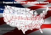 บริษัท Shell ลงทุนกว่า 300 ล้านเหรียญสหรัฐสร้างสถานี LNG