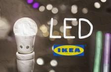 ภายในปี 2016 บริษัท IKEA จะขายเฉพาะหลอด LED