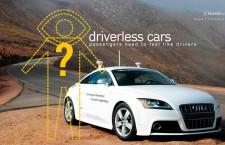 ปัญหานวัตกรรมของรถยนต์ไร้คนขับ