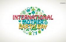 22 เมษายน วันคุ้มครองโลก