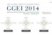 ดัชนีเศรษฐกิจสีเขียวของโลก ปี 2014