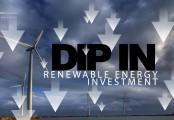 ทำไมทั่วโลกจึงลงทุนในพลังงานหมุนเวียนลดลง