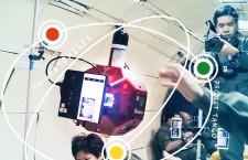 สมาร์ทโฟนกูเกิ้ลช่วยหุ่นยนต์นาซ่านำทางสถานีอวกาศ