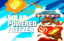 ตู้แช่แข็งใช้พลังงานแสงอาทิตย์จากยูนิลิเวอร์