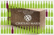 ผู้ผลิตไวน์ยกระดับห้องเก็บไวน์เป็นอาคารแบบคาร์บอนต่ำที่ทำจากเศษฟางจากต้นปอ