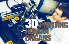 การพิมพ์อวัยวะมนุษย์สามมิติ ความหวังของผู้ที่ต้องการเปลี่ยนถ่ายอวัยวะ