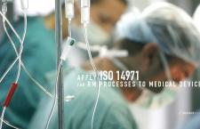 ISO 14971 ใช้บริหารความเสี่ยงสำหรับเครื่องมือทางการแพทย์