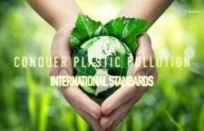 มาตรฐานต้านพลาสติกเพื่อต่อสู้ภาวะโลกร้อน