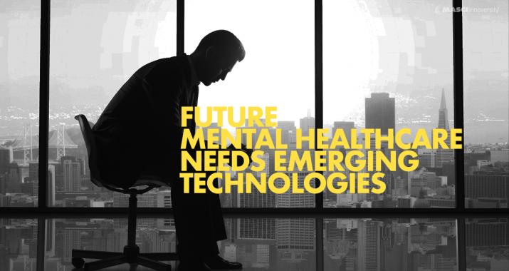 ผู้เชี่ยวชาญชี้โลกอนาคตต้องใช้เทคโนโลยีรักษาสุขภาพจิต