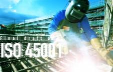 ไอเอสโอเตรียมประกาศใช้ ISO 45001 เร็วๆ นี้