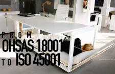ถึงเวลาต้องปรับเปลี่ยนเป็น ISO 45001: 2018 ตอนที่ 1
