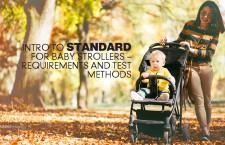 """ไอเอสโอพัฒนามาตรฐานใหม่ """"ข้อกำหนดและวิธีทดสอบรถเข็นเด็ก"""""""