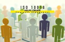 ไอเอสโอแนะนำมาตรฐาน ISO 10018 สร้างความผูกพันกับองค์กร