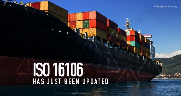 ขนส่งสินค้าอันตรายอย่างปลอดภัยด้วย ISO 16106