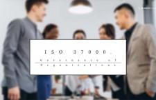 ISO 37000 มาตรฐานสากลด้านธรรมาภิบาล
