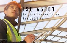 องค์กรก้าวไกล แข่งขันได้ด้วย ISO 45001 ตอนที่ 1