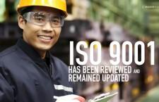 ไอเอสโอทบทวนแล้ว ISO 9001 ปี 2015 ยังทันสมัย