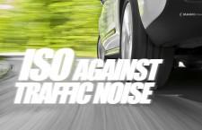 เสียงรบกวนของจราจรแก้ไขได้ด้วยมาตรฐาน ISO
