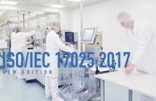 ประกาศแล้ว ISO/IEC 17025: 2017