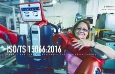 ไอเอสโอห่วงใยความปลอดภัย กำหนดแนวทางการทำงานร่วมกันของมนุษย์กับหุ่นยนต์