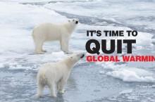 โลกต้องร่วมมือกันหยุดภาวะโลกร้อนก่อนสายเกินแก้