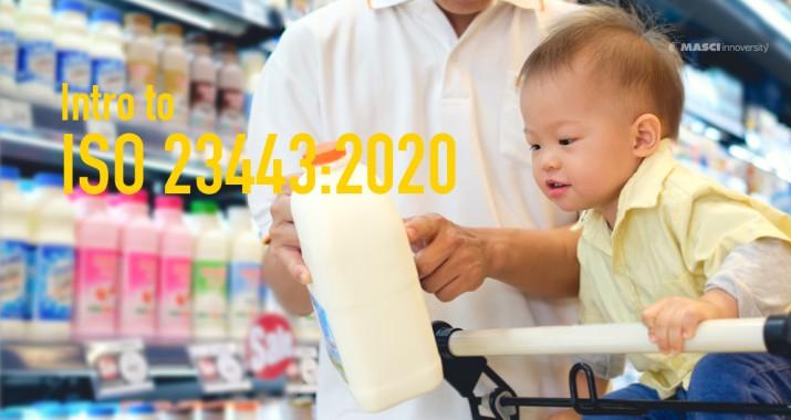 ISO 23443 เพื่อโภชนาการที่ดีของเด็กทารก