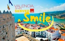 บริการด้วยรอยยิ้ม ริมทะเลประเทศสเปน