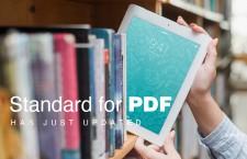 """ไอเอสโอปรับปรุงใหม่ล่าสุด """"มาตรฐานเอกสาร PDF"""""""