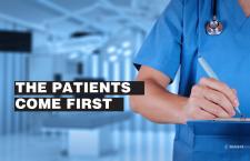 ไอเอสโอส่งเสริมความปลอดภัยของผู้ป่วย