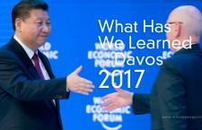 เราได้เรียนรู้อะไรจากการประชุมดาวอส 2017 ตอนที่ 1