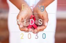 โลกต้องยุติโรคเอดส์ภายในปี 2030
