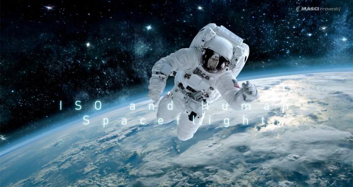 ไอเอสโอก้าวล้ำไปกับมาตรฐานด้านอวกาศ