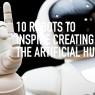 สานฝัน สร้างมนุษย์เทียมจากหุ่นยนต์ 10 แบบ ตอนที่ 2