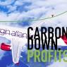 สายการบินเวอร์จิ้น ลดคาร์บอนต่ำ ทำกำไรสูง