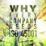 เหตุผลที่โลกต้องการ ISO 45001