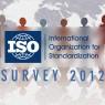 ผลการสำรวจผู้ที่ได้รับการรับรองมาตรฐาน โดย ISO ปี 2012