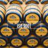 เบียร์บัลติก้าก้าวหน้าด้วยมาตรฐาน ISO 9001