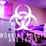 หุ่นยนต์ช่วยงานรับมือโรคระบาดอีโบล่า
