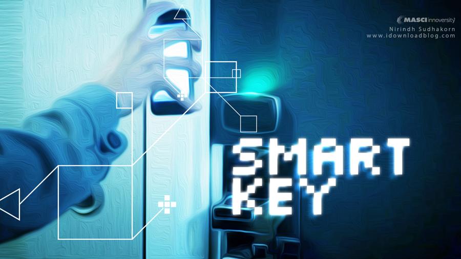 สมาร์ทโฟนใช้แทนกุญแจโรงแรม