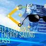 นวัตกรรมกระจกทำความสะอาดตัวเองอัตโนมัติ ช่วยประหยัดพลังงานสูง