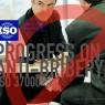 ความคืบหน้าของร่างมาตรฐาน ISO 37001