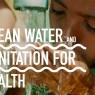 การจัดการน้ำและสุขาภิบาลเพื่อประชากรโลก
