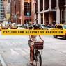 นักวิจัยจับตานักปั่นจักรยานในเมืองเรื่องผลต่อสุขภาพ