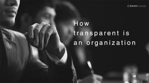 How-transparent-is-an-organization