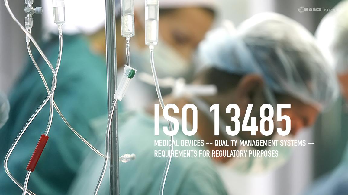 ปรับปรุงล่าสุด – มาตรฐานอุตสาหกรรมเครื่องมือแพทย์ ISO 13485