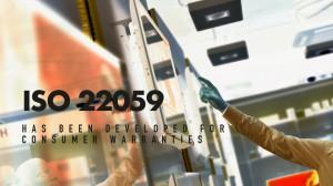 ISO 22059  HAS BEEN DEVELOPED FOR  CONSUMER WARRANTIES